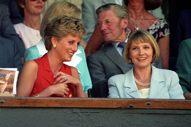 Prince George's Godmother: Diana's Death Taught Me to Grieve