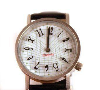 Einsteinian Relativity Watch
