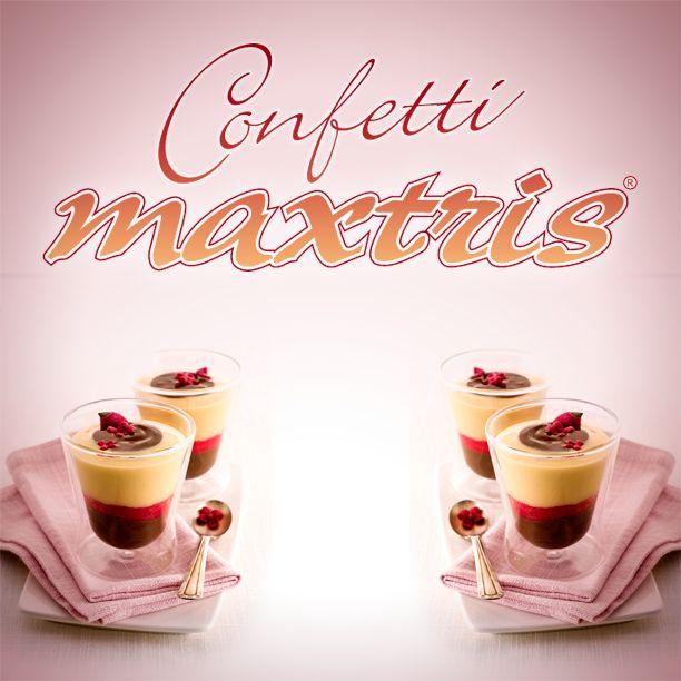 #confetti #confettimaxtris #maxtris #zuppainglese