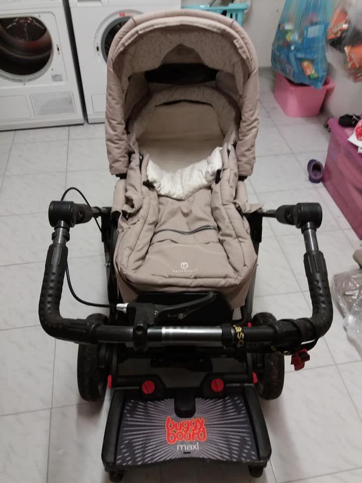 Hartan Racer Plus | Kinderwagen | Pinterest