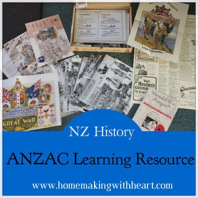 The Anzac Resource Kit, 'Kiwi's and Diggers' has been researched and assembled by the Army Museum, and is a really fantastic addition to our NZ history resources. The Kit is made …