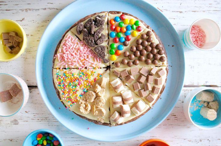 Pizza Brownie | Flamboesa