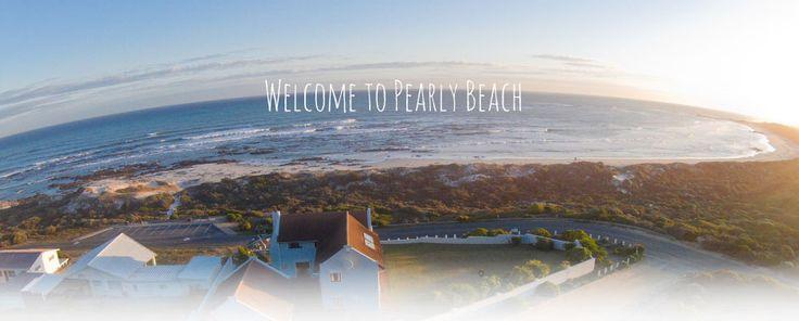 Storkereden Pearly Beach