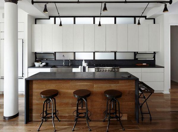 Best 25+ Industrial Kitchen Island Ideas On Pinterest