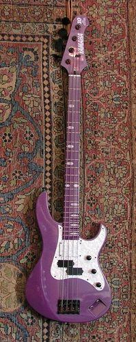 2000 Yamaha Billy Sheehan 10th Anniversary Limited Attitude II Bass