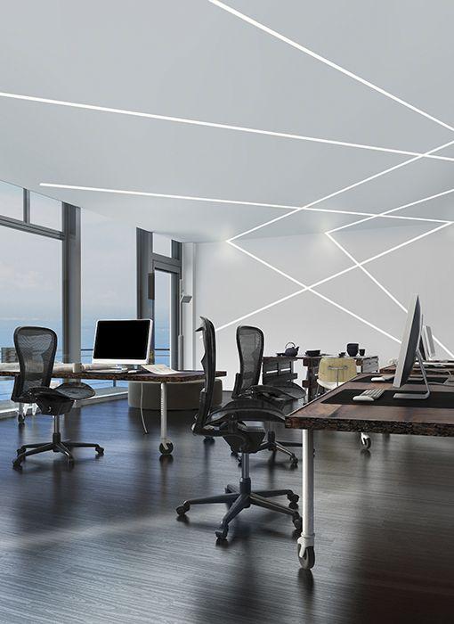 Pure Lighting - TruLine .5A, 24VDC Plaster-In LED System