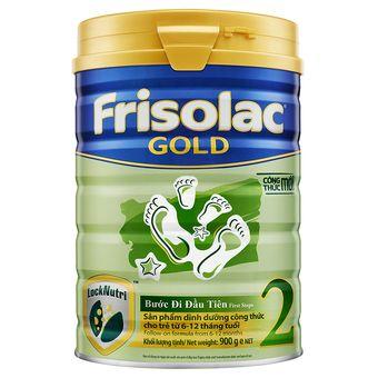Mua Sữa bột Frisolac Gold 2 900g cao cấp, giá tốt tại Lazada.vn, giao hàng tận nơi, với nhiều chương trình khuyến mãi giảm giá hấp dẫn.