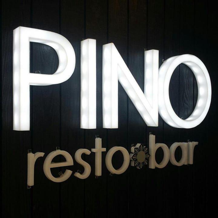 Pino Resto Bar, Maginhawa street