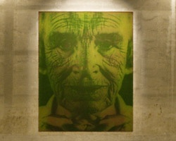 The AMAZING 'grass portraits' by ackroyd and harvey