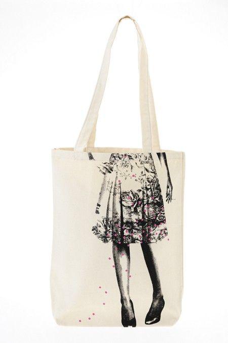 Tote Bag Alice