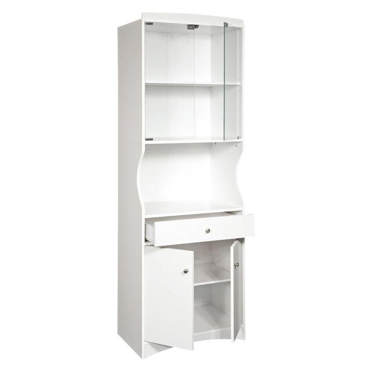 1000 ideas about microwave cabinet on pinterest built. Black Bedroom Furniture Sets. Home Design Ideas