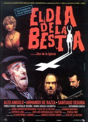 El día de la bestia (1995) - FilmAffinity