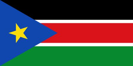 Free South Sudan flag graphics, vectors, and printable PDF files. Get the free downloads at http://flaglane.com/download/south-sudanese-flag/