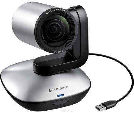 Logitech PTZ Pro веб-камера  — 54650 руб. —  Logitech PTZ Pro - веб-камера с поддержкой изображения в формате HD 1080p и возможностью USB-подключения обеспечит высокое качество видео во время проведения конференций или совещаний. Данная модель подойдет для мероприятий любого масштаба. Устройство можно использовать практически в любых условиях — конференц-залах и классных комнатах или комнатах для совещаний и обучения. Камера PTZ Pro идеально впишется в любой офис и удовлетворит потребности в…