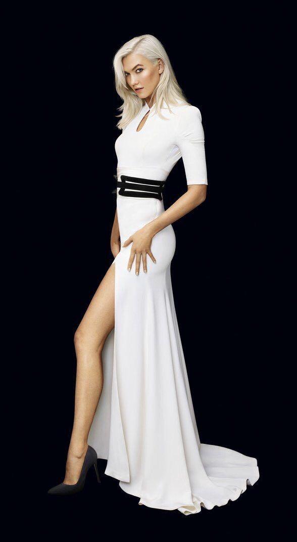 Karlie Kloss for Good Girl Perfume Herrera Karlie kloss  Karlie kloss