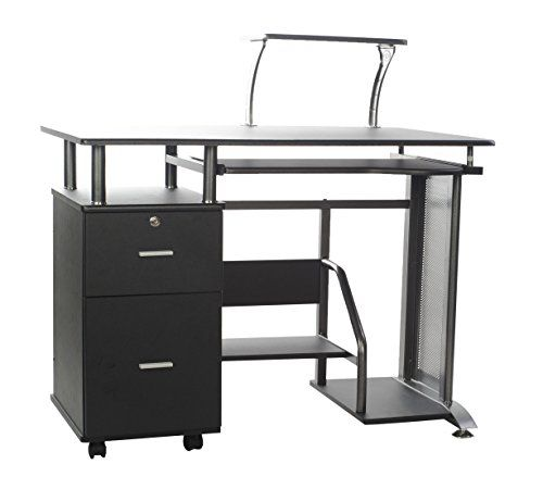 OneSpace 50100505 Rothmin Computer Desk With Storage