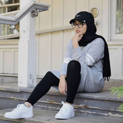 Hijab outfits for the gym – Just Trendy Girls