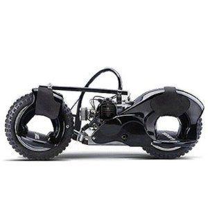 gas powered skateboard-wheelman