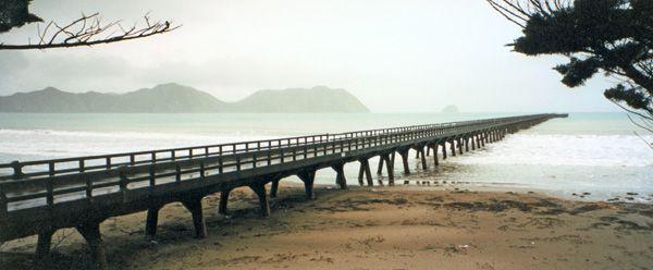 Nice pier