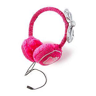 Hello Kitty Earmuff Headphones