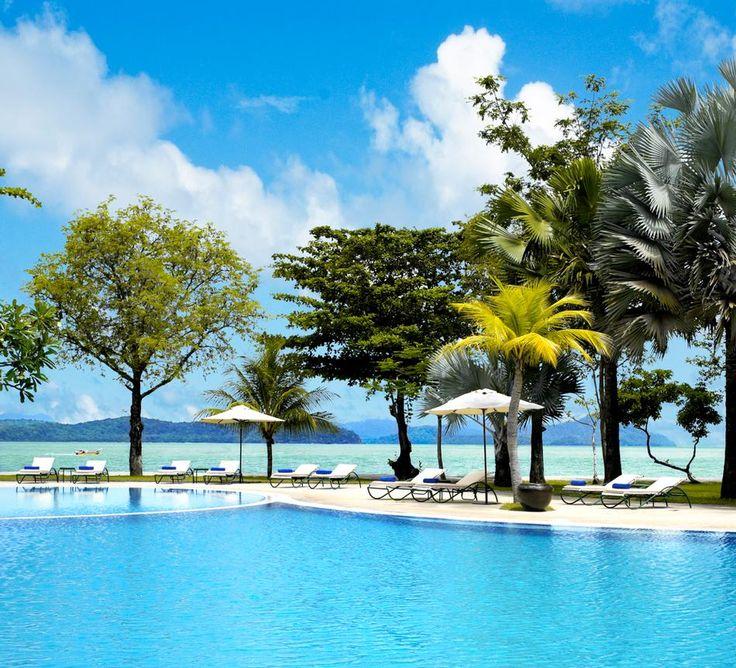 Rebak Island Resort Langkawi - Malaysia