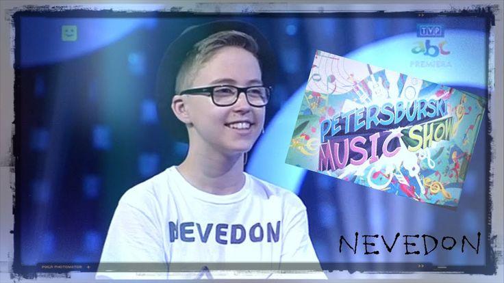 Petersburski Music Show (TVP ABC) - Nevedon (Grzegorz Szymański) - Odcin...