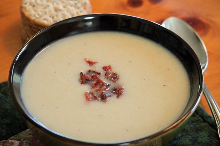 Cream of Cauliflower Soup: We love soup. Winter, spring, summer, or ...