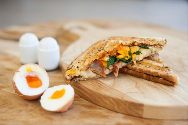 Our Wakey Wakey Jaffle – one delicious reason to get up in the morning