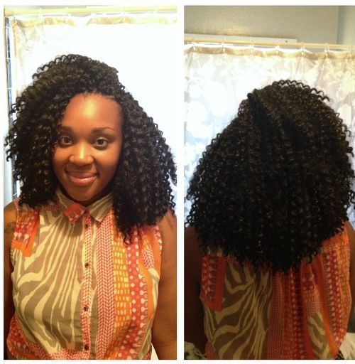 Crochet Braids Bohemian Hair Google Search