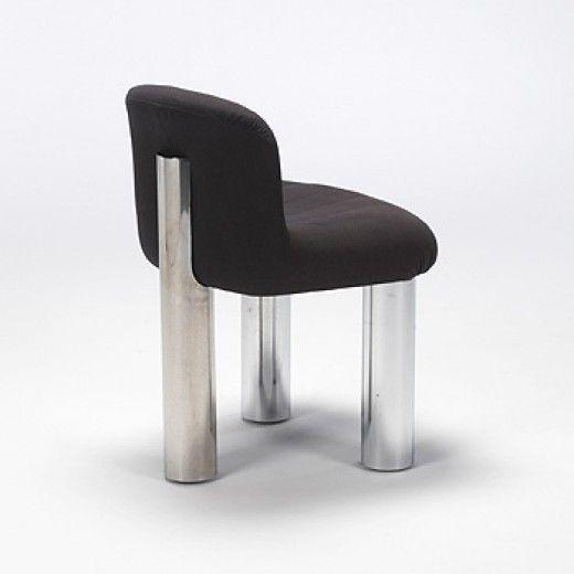 Italian Icons Of Design: Cini Boeri, Botolo Rolling Chair,