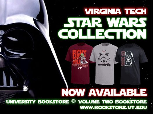 Star Wars Collection for Virginia Tech