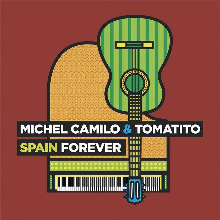 Michel & Tomatito Camilo - Spain Forever (CD)