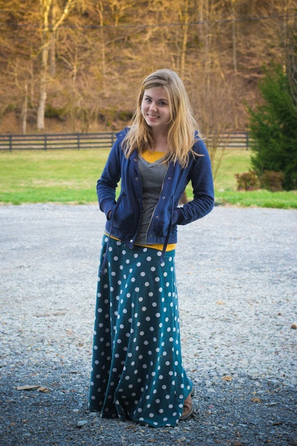 Fresh Modesty. I love blogs that can have style while being completely modest!
