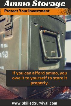 25 Best Ideas About Ammo Storage On Pinterest Weapon