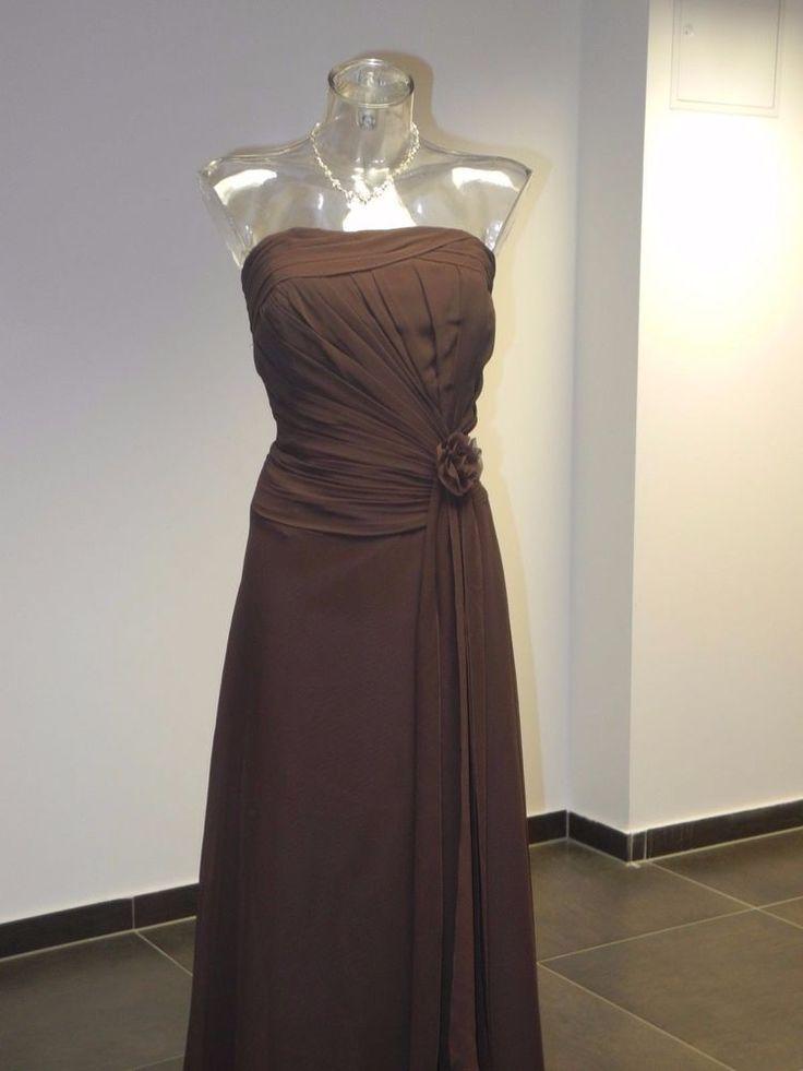 Nice Edel Abendkleid Brautkleid Ausstellungsst ck Belsoie gr eventuell