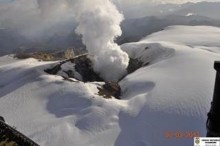 Manizales, Nevado del Ruiz