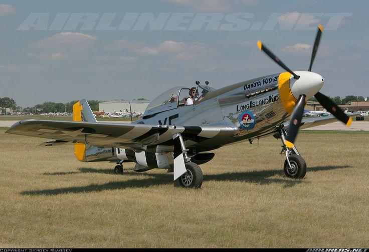 """North American P-51D Mustang """"Dakota Kid II"""""""