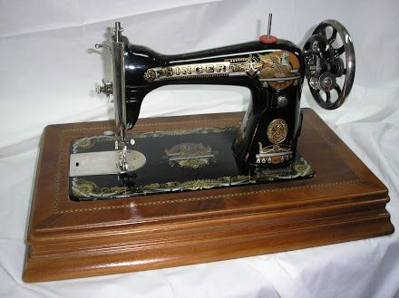4654 Best Images About Sewing Machines Collection On
