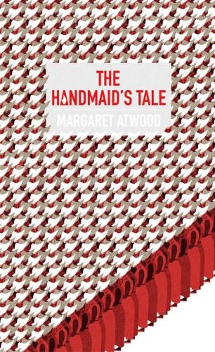 """The Handmaid's Tale"" Book Cover, Jackson Rees"