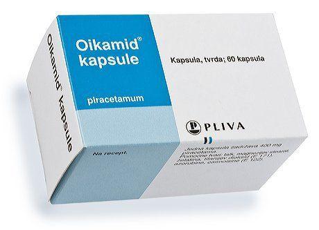 Oikamid (piracetam)