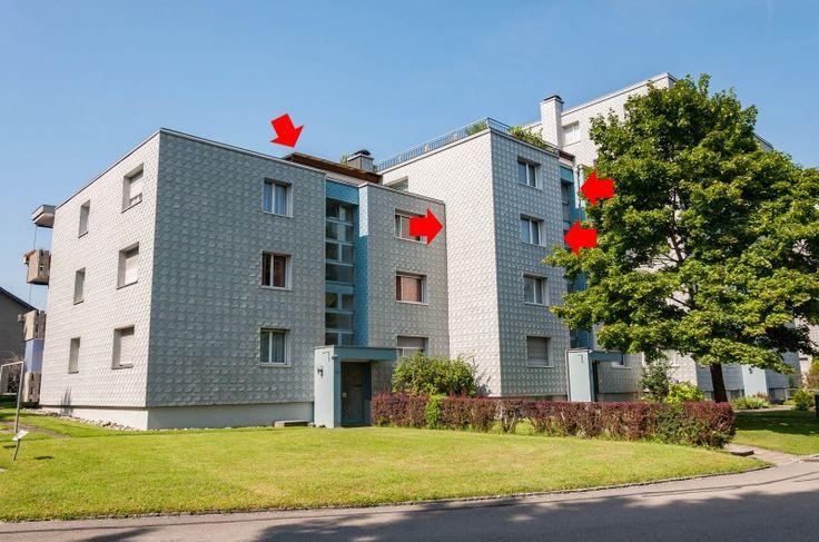 5½-Zimmer-Maisonettewohnung in Weinfelden