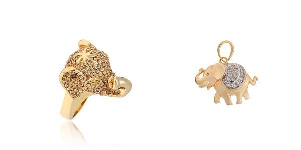 Símbolo da prosperidade na cultura asiática, a imagem do elefante é considerado…