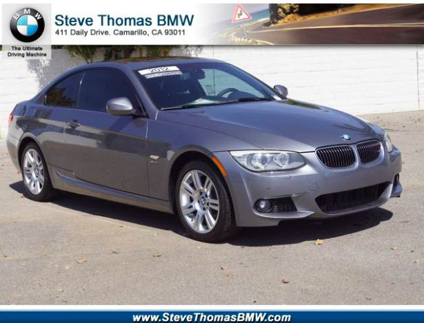 2012 #BMW #335i #xDrive #Coupe. Stock Number: 105519N