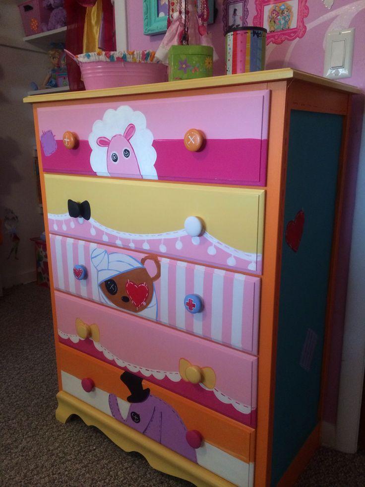 Lalaloopsy dresser