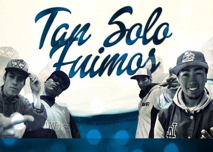Tan Solo Fuimos - ALMAS DE BARRIO (VIDEOLIRYCS) Rap Para El Alma 2015