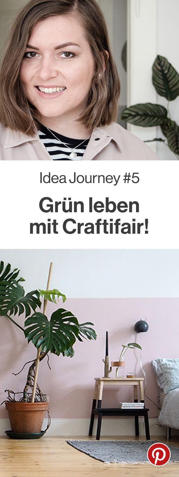 Das Thema unserer Idea Journey im Monat Mai lautet 'Grün leben'! Macht alle wieder fleißig mit und gestaltet euer Leben ein bisschen grüner!
