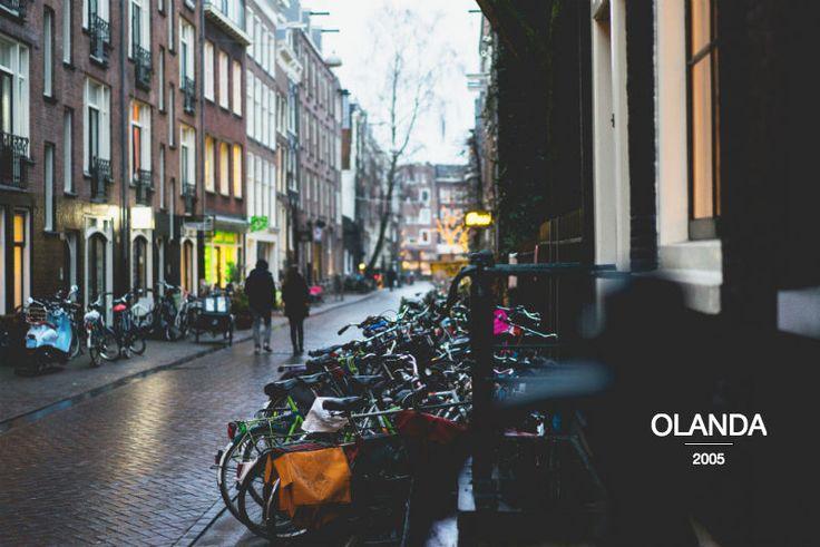 My happy notebook: My travel stories: Olanda