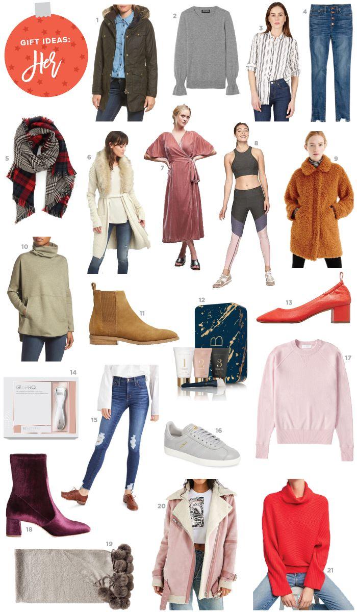 Gift Ideas Women & Men | The Fox & She | Chicago Fashion Blog