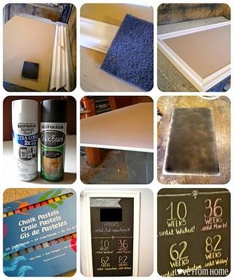 Chalkboard: Chalkboards Diy