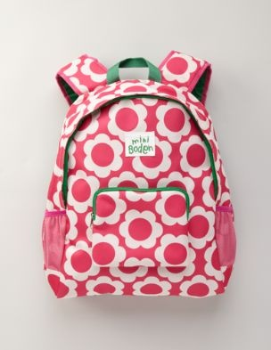 Mini Boden Backpack- ON CLEARANCE! I just ordered one of these for my daughter & for a friend- just ask & they'll give you free shipping! You're welcome!:)